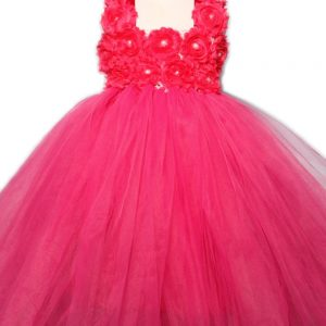 Girl's Tutu puff dress