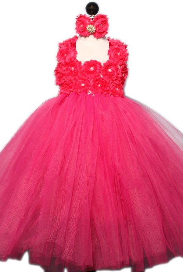 Girl's Tutu puff dress