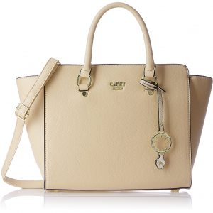 Cathy London Women's Handbag, Material- Synthetic Leather, Colour- Brown