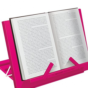 The Brilliant Reading Rest Hot Pink For Book Holdery