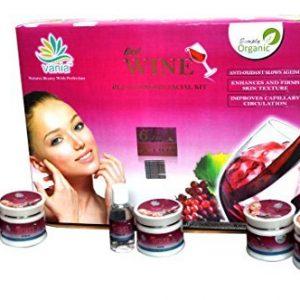 Vania Red Wine Facial Kit 300gm