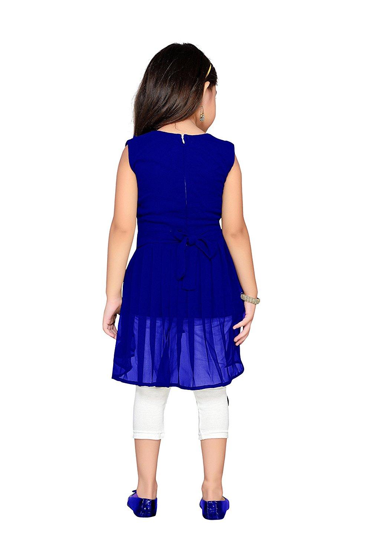 ADIVA Girl\'s Party Wear Dress - CartNext