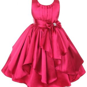 Fairy Dolls Girls Party Wear Frock
