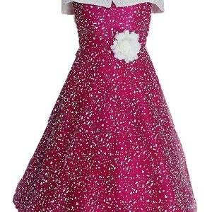 My Lil Princess Baby Girls Birthday Party wear Frock