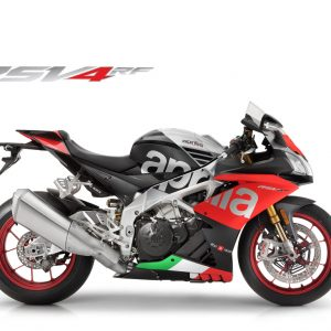 Aprilia RSV4 RF fastest Race bikes in India