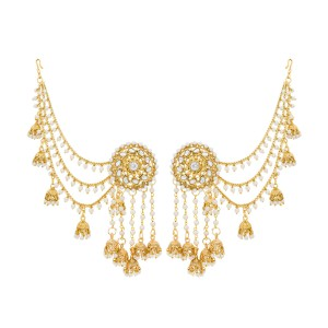 Bahubali anushka earrings