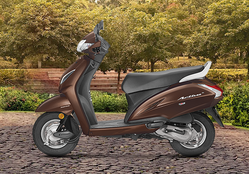 Activa 5G high mileage scooter
