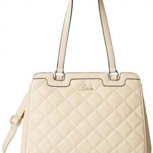 Lavie Women's Handbag (Beige)