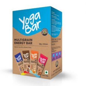 Yogabars Multigrain Energy Bars