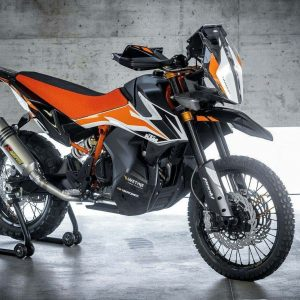 ktm 790 Adventure race Bike